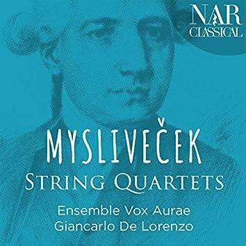 Mysliveček: String Quartets