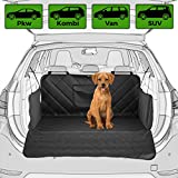 BELISY Universal Kofferraumschutz für Hunde - mit Seiten- & Ladenkantenschutz