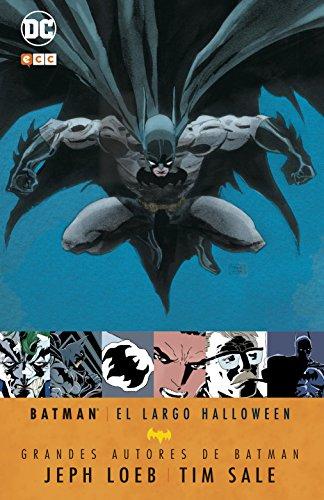 Batman: El largo Halloween (Tercera edición) (Grandes autores Batman: Jeph Loeb y Tim Sale)