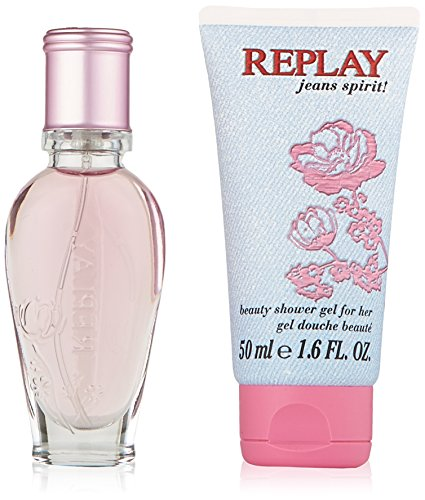 Replay jeans spirit! Geschenkset 20 ml Eau de Toilette + 50 ml Shower Gel