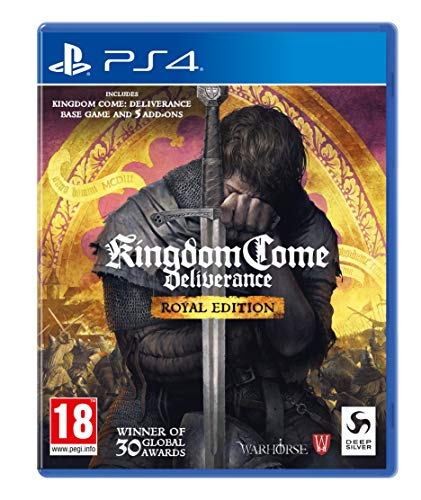 Kingdom Come: Deliverance - Royal Edition - PlayStation 4 [Importación inglesa]