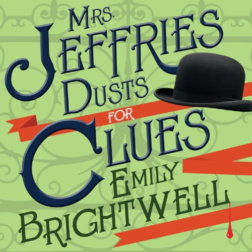 Mrs. Jeffries Dusts for Clues audiobook cover art