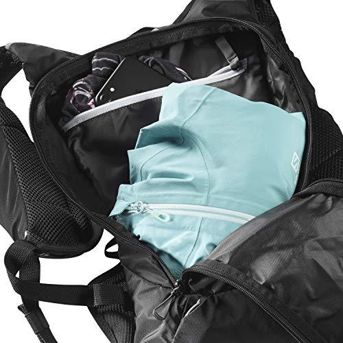 Salomon Agile 6 Set Unisex Hydration Vest 6L Trail Running Hiking