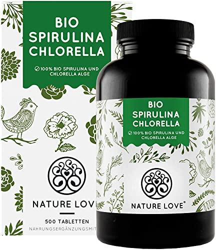 Nature Love Bio Spirulina Bild