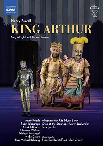 Henry Purcell: King Arthur