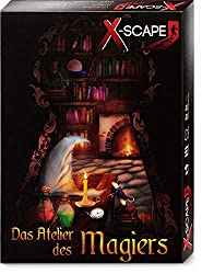 X-Scape: Das Atelier des Magiers