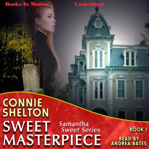 Sweet Masterpiece audiobook cover art