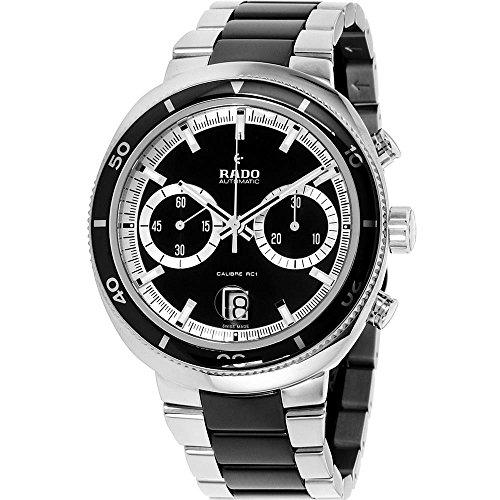 Rado Homme Montre R15965152 Analogique Automatique Saphir