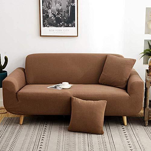 YAOWEI WERTY Estiramiento Sofá Cover, Antideslizante con Todo Incluido sofá Cubierta Cuatro Estaciones Cubierta Universal Completa Muebles Protector para la Tela de Cuero del sofá,5,190cm*230cm