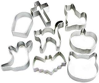 Hacoly Hornear Moldes Aluminio Caricatura Peluche Galletas Moho Formas para Galletas Forma Cocina Herramientas para Tarta