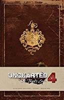 Uncharted Hardcover Ruled Journal (Gaming)