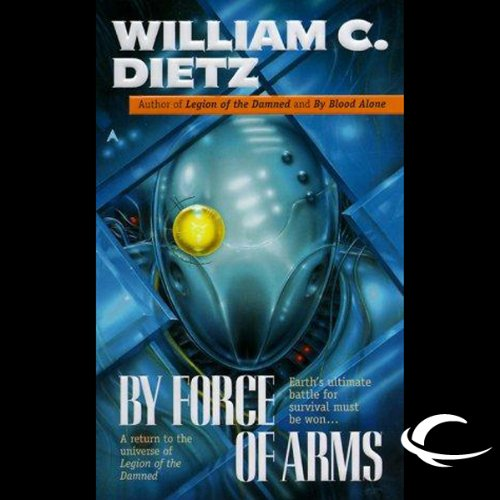 By Force of Arms audiobook cover art