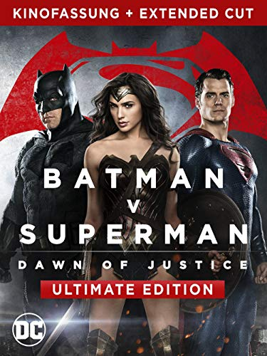 Batman v Superman: Dawn Of Justice Ultimate Edition [dt./OV]
