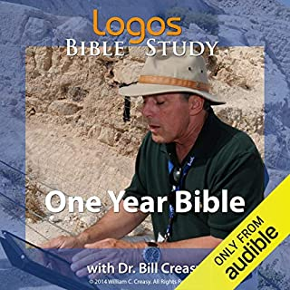 One Year Bible cover art