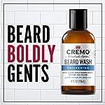Cremo Beard Wash Thickening Formula Deep Cleans While Adding Volume, 4 Fl Oz 3