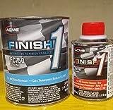 Acme/sherwin williams finish1 FC750/FH741 2.1 VOC satin finish clearcoat auto body shop restoration car paint supplies