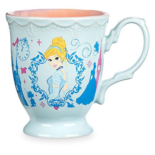 Disney Cinderella Flower Princess Mug