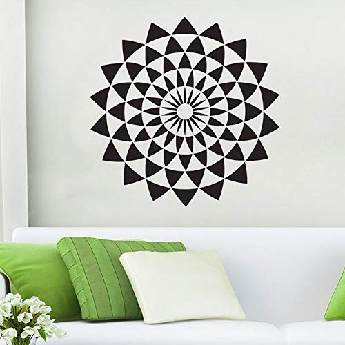 Pegatinas de pared geométricas modernas pegatinas de pared de ilusión decoración del hogar sala de estar decoración del dormitorio pegatinas calcomanías A2 30x30cm