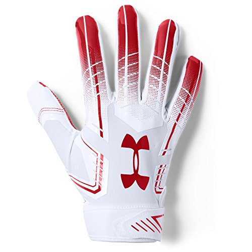 Under Armour 1304694-102 Guantes para Hombre, Multicolor, SM