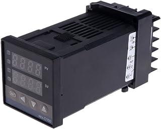 Haia7K4k PID numérique contrôleur de température Rex-c100de 0à 400°C K d'entrée SSR Sortie