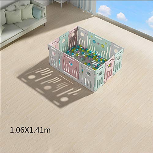 Amazing Deal MODYY Children's Baby Play Fence, Baby Crawling mat Toddler guardrail Safety Fence Home...