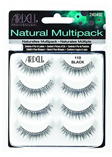 Ardell Natural Multipack Fake Lashes (110/Black) by Ardell