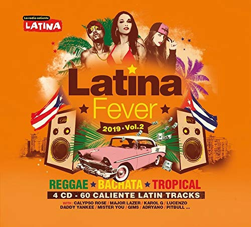 Latina Fever 2019 Vol.02