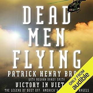 Dead Men Flying audiobook cover art