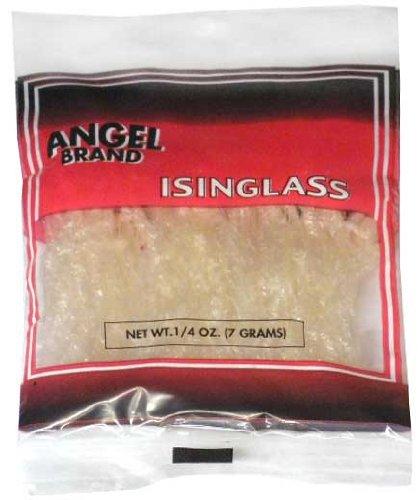 Isinglass 7g , 1/2 Oz Preparation of Irishmoss Drink