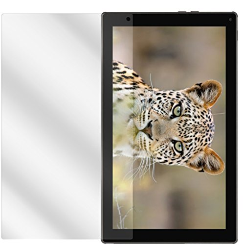 dipos I 2X Schutzfolie klar kompatibel mit Blaupunkt Endeavour 101G Folie Bildschirmschutzfolie