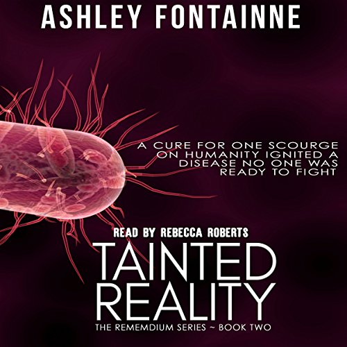 Tainted Reality Audiobook By Ashley Fontainne cover art