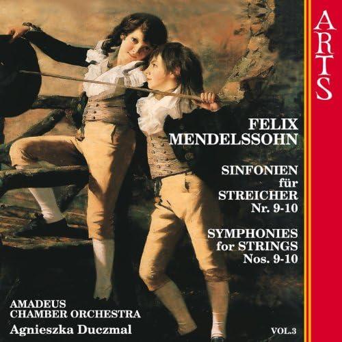 Amadeus Chamber Orchestra & Agnieszka Duczmal