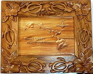 Koa Wood Handcrafted 5