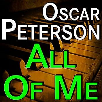 Oskar Peterson All Of Me