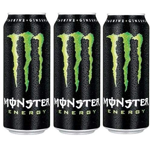 Monster Rehab Green Tea Energy Drink mit Taurin und Guarana 500ml