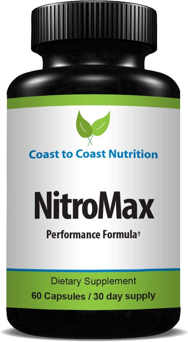Nitric Oxide discount shop Performance Boosting - L-Arginine Supplement 1300mg
