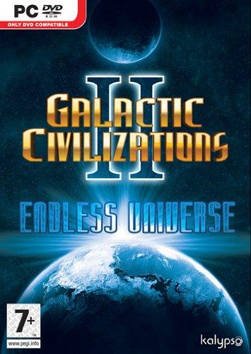 Galactic Civilizations 2 - Endless Universe (PC) [Importación alemana]