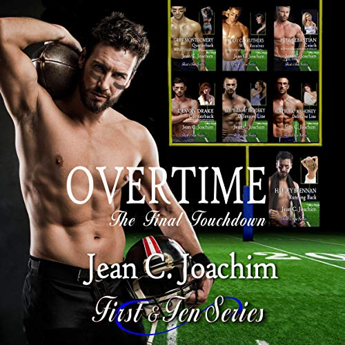 Overtime: The Final Touchdown audiobook cover art