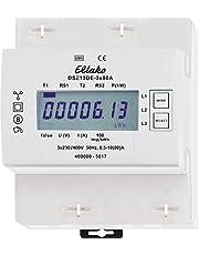 Eltako DSZ15DE-3x80A Hastighetsräknare, 400V, Vit