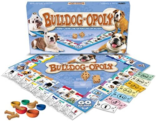 mejor opcion Bulldog-Opoly by Late for for for the Sky  promociones
