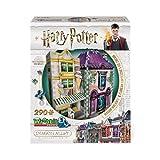 Wrebbit 3D Puzzle Harry Potter Madam Malkin's & Florean Fortecsue's Ice Cream 290