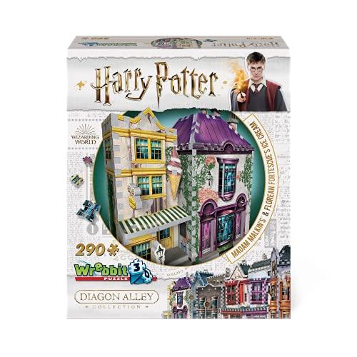 Harry Potter: Madame Malkin E Sorveteria Do Florean Fortescue Galápagos Jogos