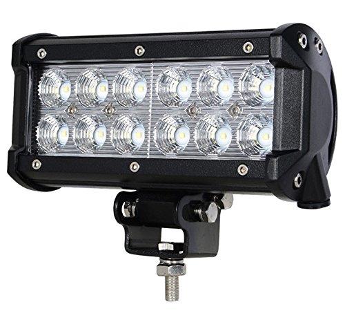 ALPHA DIMA 36W Scheinwerfer Offroad Lampe 3600LM 6000K 12V 24V Arbeitslicht Offroad Flutlicht Reflektor Scheinwerfer IP67 Arbeitsscheinwerfer