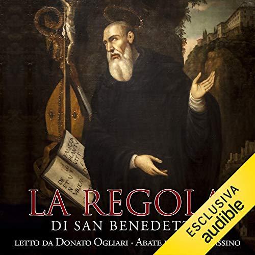 La Regola di San Benedetto copertina