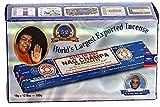 YesMandala Incienso Satya Nag Champa- Pack de 12 Cajas- 15 gr, Caja- 180 Varillas