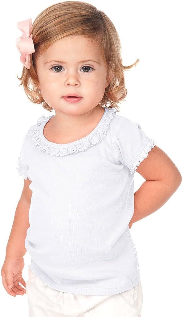 Kavio! Infants Sunflower Short Sleeve Top