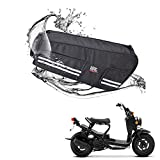 Compatible with Honda Ruckus Bag Under Seat Storage Bags Luggage Scooter Accessories