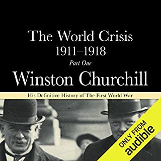 The World Crisis 1911-18 cover art