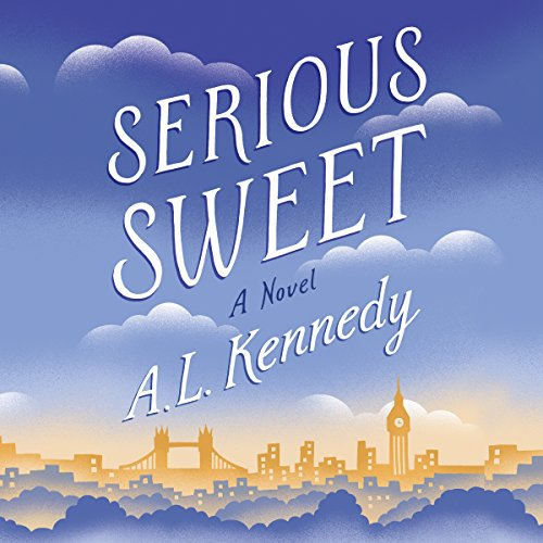 Serious Sweet audiobook cover art