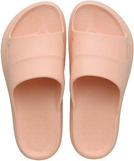 B/H Enfant Chaussures pour Piscine,Pantoufles pour la Maison, Sandales de Salle de Bain antidérapantes à Fond Souple-Rose ...
